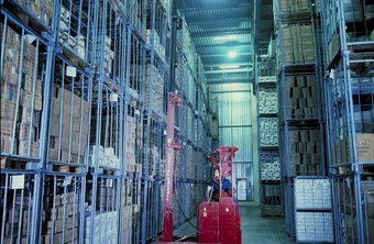 Warehouse inventory systems help companies track profits, losses, trends and keep loyal customers happy.