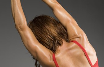 A quick stretch can work out the kinks in your sore back.