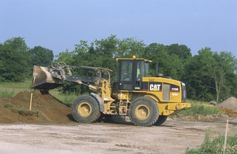 Heavy vehicle mechanics keep construction vehicles in working order.