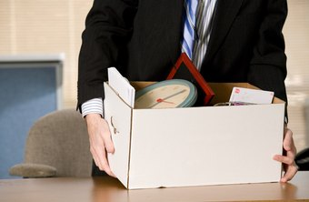 Have the employee collect his personal belongings upon termination.