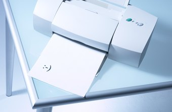 Make sure you have your network's name and password on hand before setting up the printer.