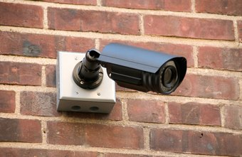 Video cameras have become a familiar sight on American campuses.