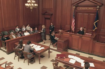 Mediators provide alternative dispute resolution in some court cases.