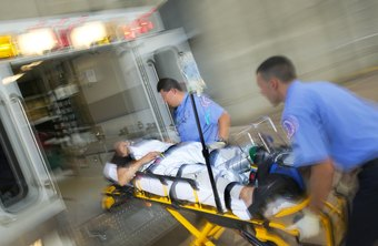 EMTs must make quick decisions to save patients' lives.