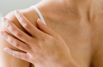 An injured subscapularis muscle can cause pain when internally rotating the shoulder.