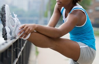 Stretching too far or using poor form can cause injury.