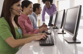 Computer-based training is one way you can improve your English-language skills.