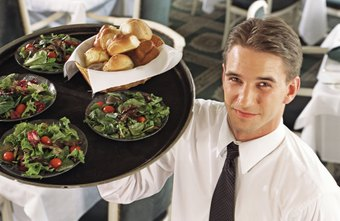 Multitasking skills in a restaurant help increase efficiency and customer satisfaction.