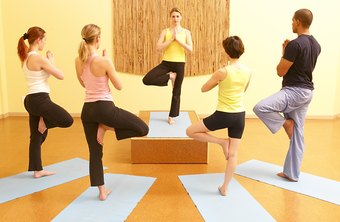 Bikram yoga produces strength, flexibility and stamina.