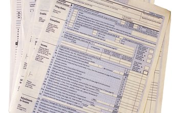 The federal income tax form includes a line to deduct self-employment tax.