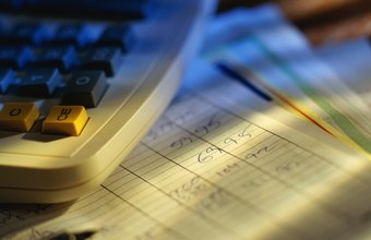 You may need to calculate your ledgers several times to find errors in your trial balance.