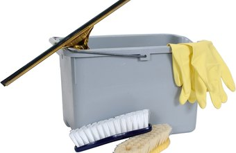 Increase business by marketing your commercial janitorial business to other businesses and property management companies.