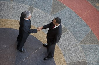 Business partners are also referred to as co-owners.