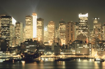 New York is known for offering many business management positions.