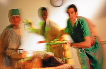 Emergency physicians often work under sharp time constraints.