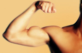 Building more muscle mass in your arms makes you look more cut.