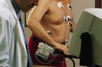 Stress tests are EKGs performed during exercise.