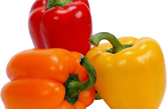 Carotenoids are primarily orange, yellow and red.