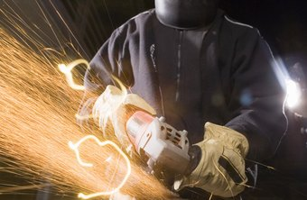 Welding can be dangerous work, so you must follow all safety precautions.