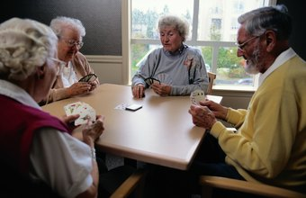 Many nursing homes arrange activities for patients, some of whom may need assistance to attend.