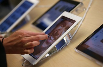 Apps like FaceTime and Skype use an iPad camera like a webcam.