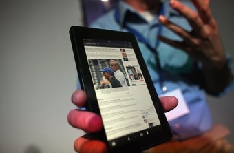 Amazon launched the Kindle Fire tablet in September 2011.