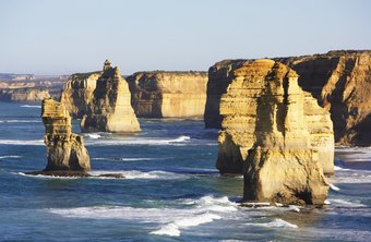 Physical oceanography includes the study of coastal erosion.