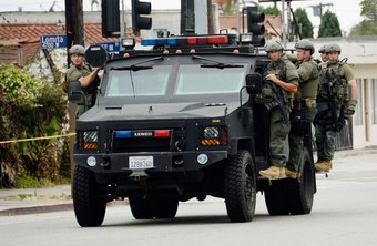 SWAT teams must be ready for anything, anytime.