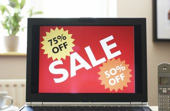 Customers can often find products more cheaply online.