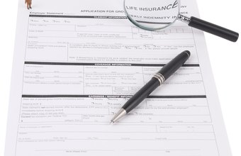 Read all insurance forms and offers carefully before agreeing to a new policy.