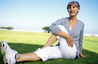 Stretching exercises can help keep you moving comfortably.