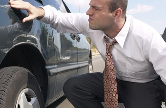 The insurance adjuster will make an offer on the value of a totaled car.