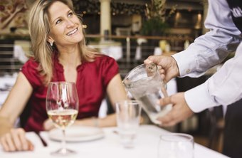 Quick service keeps diners happy.