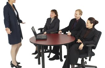 Employee training is one of the responsibilities of human resources.