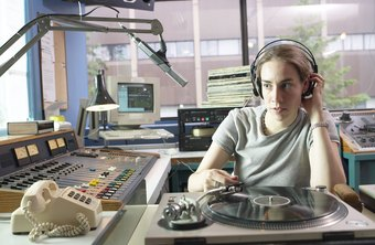 Experience at a student radio station will enhance your resume.