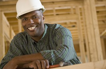 Contractors complete certified payroll reports on government jobs.