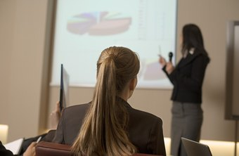 Business presentations can be shared in many ways.