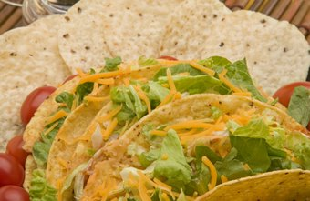Many Mexican food entrees are high in carbs, as well as saturated fat and sodium.