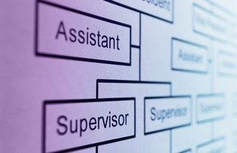 A customized organizational structure chart will show your company's personnel relationships.