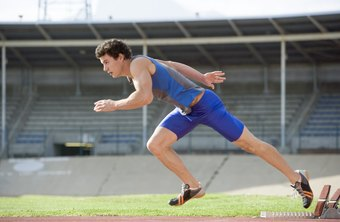 Increase your running speed with sprinting drills.