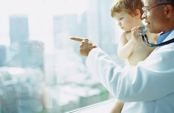 Building rapport with nervous toddlers makes patients and parents less stressed.