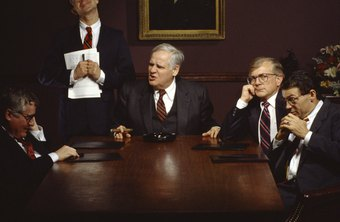 A dysfunctional board of directors can ruin your organization's image.