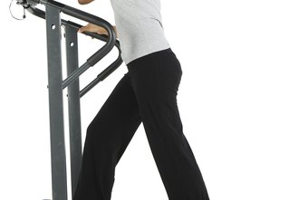 Walk uphill to boost your calorie expenditure.