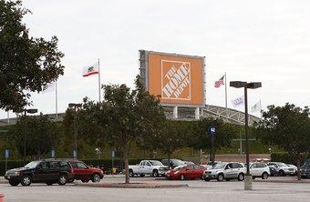 Home Depot Registration Tax Exempt