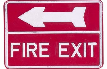 Designated Evacuation Routes Are A Crucial Element In An Emergency Action  Plan.