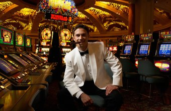 Slot attendants play an important role in gambling casinos.