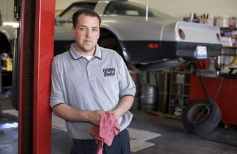 An employment policy lets a flat rate automotive technician know exactly how his pay is calculated.
