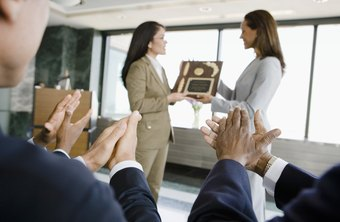 Recognition is an important motivation in the business world.