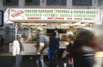 Concession stands are fast-moving businesses that benefit from organization.