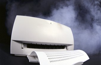 Power problems can take your printer offline.